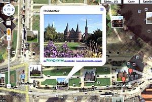 Foto Detailansicht in Google Maps [Foto: MediaNord]