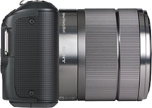 Sony NEX-3 mit E 3.5-5-6/18-55 OSS [Foto: MediaNord]