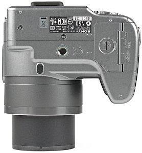 Sony Cyber-shot DSC-H1 [Foto: MediaNord]