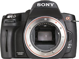 Sony Alpha 390 [Foto: MediaNord]