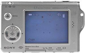 Sony Cybershot DSC-T7 [Foto: MediaNord]