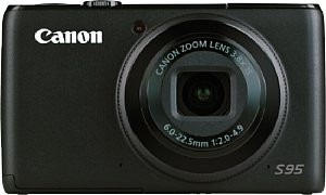 Canon PowerShot S95 [Foto: MediaNord]