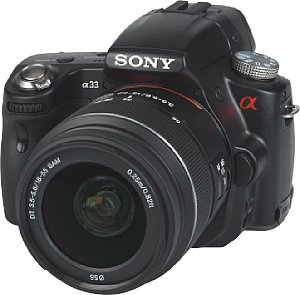 Sony Alpha 33 [Foto: MediaNord]