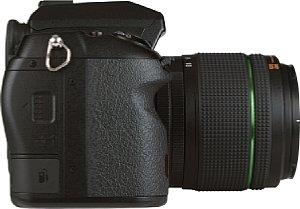 Pentax K-5 mit DA 1:3.5-5.6 18-55 mm WR [Foto: MediaNord]