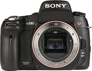 Sony Alpha 580 [Foto: MediaNord]