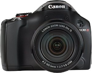Canon PowerShot SX30 IS  [Foto: MediaNord]