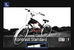 Canon EOS 60D – Schwarzweiß-Filter [Foto: MediaNord]