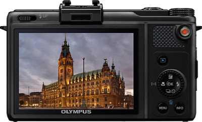 Olympus XZ-1 schwarz [Foto: Olympus]