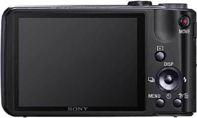 Sony DSC-HX7V schwarz [Foto: Sony]