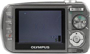 Olympus mju Digital 800 [Foto: MediaNord]