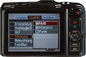 Casio Exilim Hi-Zoom EX-H20G [Foto: MediaNord]