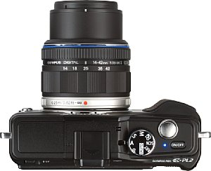 Olympus Pen E-PL2 mit 14-42 mm 1:3.5-5.6 [Foto: MediaNord]