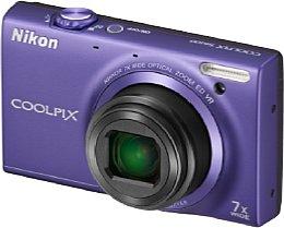 Nikon CoolPix S6100 [Foto: Nikon]