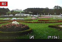 Nikon Coolpix P7000 – Aufnahme eines Tonkommentars [Foto: MediaNord]