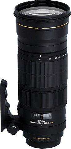 Sigma APO 120-300mm F2.8 EX DG OS HSM [Foto: Sigma]
