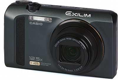 Casio Exilim EX-ZR100 [Foto: MediaNord]