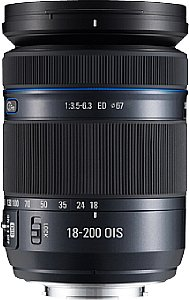 Samsung NX-Lens 18-200 mm i-Function [Foto: Samsung]