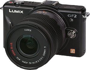 Panasonic Lumix DMX-GF2  [Foto: MediaNord]