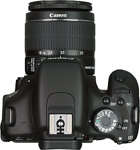 Canon EOS 600D mit EF-S 18-55 mm 1:3.5-5.6 IS II [Foto: MediaNord]