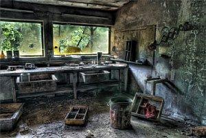 marode Werkstatt, Platz 2 im Fotowettbewerb HDR [Foto: Analil]