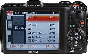 Fujifilm FinePix F550EXR [Foto: MediaNord]