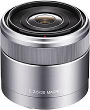 Sony E-Mount 30 mm 3,5 Macro (SEL-30M35) [Foto: Sony]
