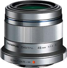 Olympus 45 mm F1.8 [Foto: Olympus]