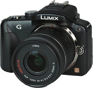 Panasonic Lumix DMC-G3 [Foto: MediaNord]