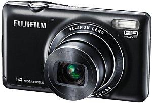 Fujifilm FinePix JX370 schwarz [Foto: Funifilm]