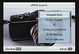 Olympus Pen E-PL3 – JPEG-Bildbearbeitung [Foto: MediaNord]