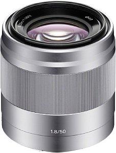 Sony 50 mm 1.8 [Foto: Sony]