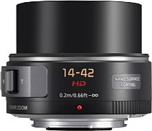 Panasonic Lumix G X Vario PZ 14-42 mm 3.5-5.6 ASPH Power OIS [Foto: Panasonic]
