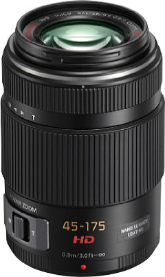 Panasonic Lumix G X Vario PZ 45-175 mm 4.0-5.6 ASPH Power OIS [Foto: Panasonic]