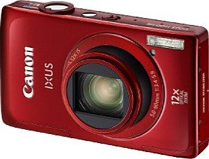 Canon Digital Ixus 1100 HS rot [Foto: Canon]