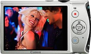 Canon Digital Ixus 230 HS silber [Foto: Canon]