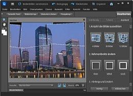 Photoshop Elements 10 Bilderstapel [Foto: Adobe]