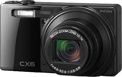 Ricoh CX6 [Foto: Ricoh]
