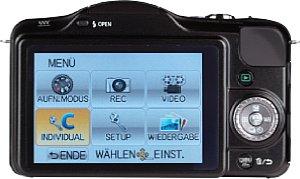 Panasonic DMC-Lumix GF3 [Foto: MediaNord]