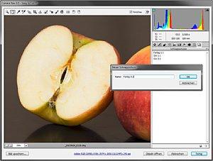 Die Schnappschuss-Funktion in Camera Raw und Lightroom erlaubt es, verschiedene Entwicklungsvarianten in einer Raw-Datei zu speichern [Foto: Martin Vieten]