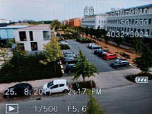 Fujifilm FinePix X10 – Wiedergabemodus [Foto: MediaNord]