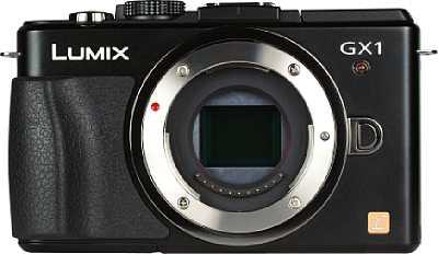 Panasonic Lumix DMC-GX1 [Foto: MediaNord]
