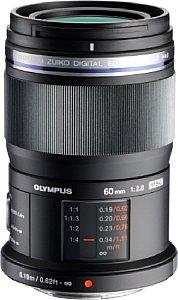 Olympus MZD 60 mm f2.8 [Foto: Olympus]