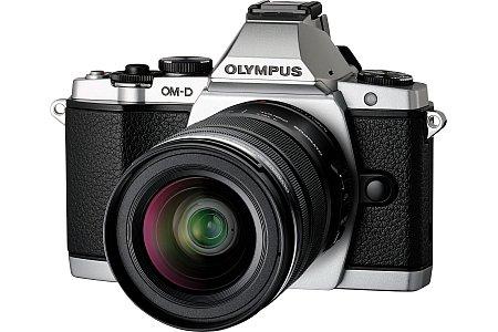 Bild Mit dem neuen Firmwareupdate arbeitet die Rotationskompensation des Sensor-Stabilisators der Olympus OM-D E-M5 mit dem optischen Bildstabilisator des neuen300 mm 1:4 ED IS Pro zusammen. [Foto: Olympus]