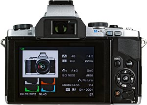 Olympus OM-D E-M5 [Foto: MediaNord]