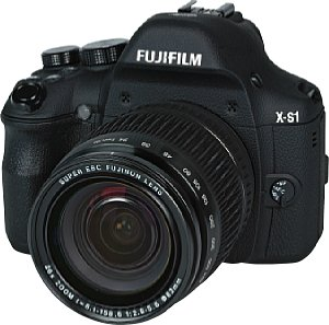 Fujifilm FinePix X-S1 [Foto: MediaNord]