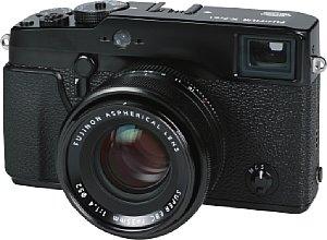 Fujifilm X-Pro1 mit XF 35 mm F1.4 R [Foto: MediaNord]