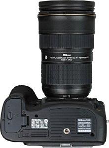 Nikon D800 mit AF-S 24-70 mm 2.8 G IF ED [Foto: MediaNord]