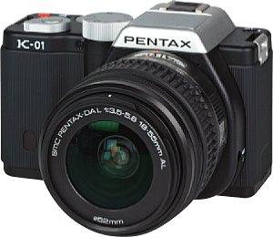 Pentax K-01 [Foto: MediaNord]