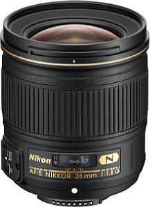 Nikon AF-S Nikkor 28 mm 1:1,8G  [Foto: Nikon]