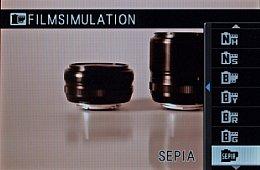 Fujifilm X-Pro1 – Filmsimulationsmodi [Foto: MediaNord]